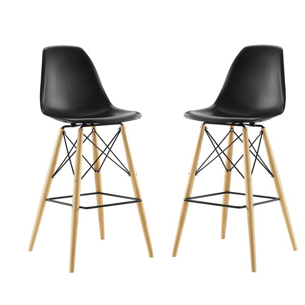 Pyramid 29.5 Bar Stool (Set of 2) by Modway| @ $489.75