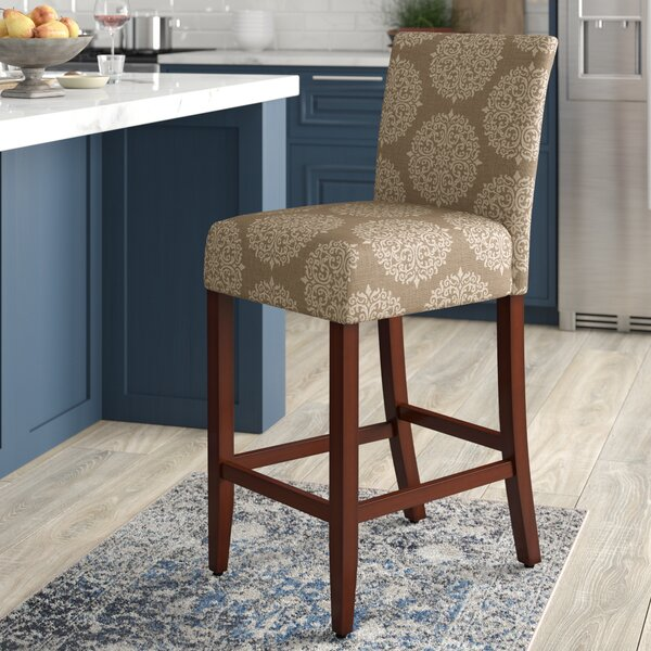 Waverly 29 Bar Stool by Three Posts