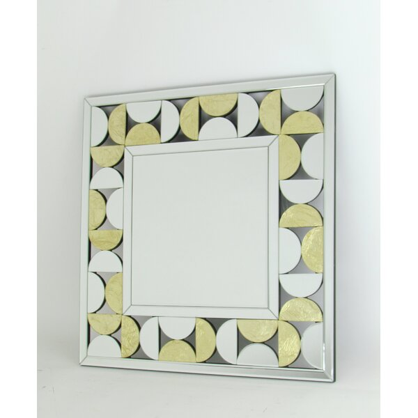 Trommald Accent Mirror by Ebern Designs