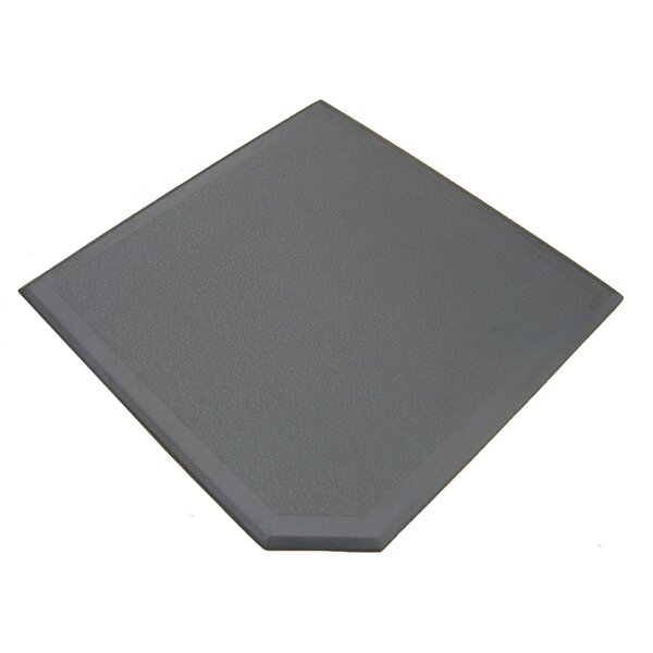 Corner Thermal Hearth Pad by Tretco