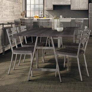 Maya Metal 5 Piece Dining Set By 17 Stories