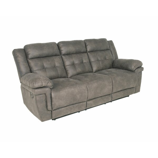 Stay On Trend This Rancourt Reclining Sofa Hello Spring! 60% Off