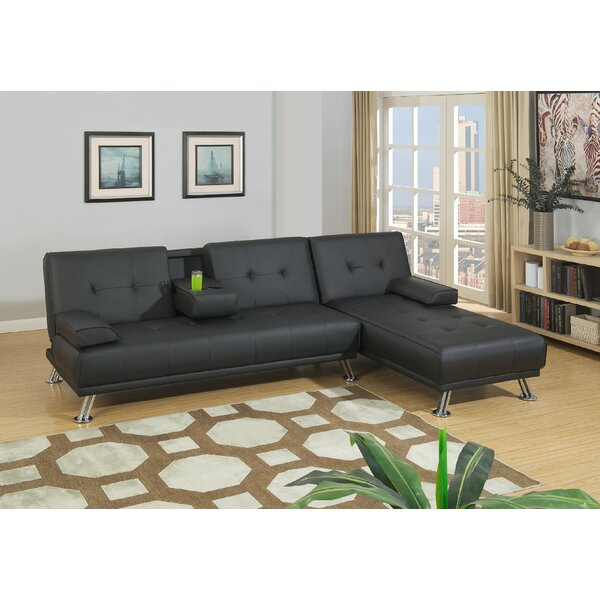 Dansby Sectional by Wrought Studio