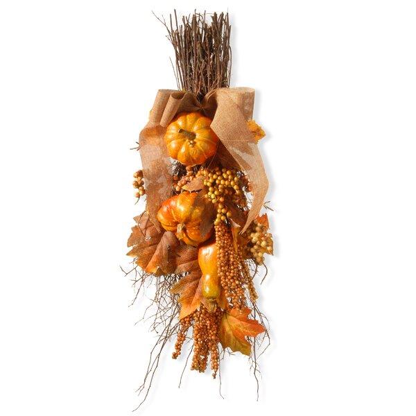 28 Pumpkin Teardrop by National Tree Co.