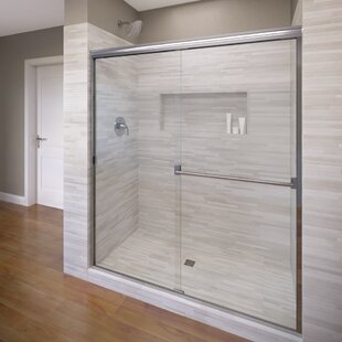 dreamline chrome frosted doors glass showers finish door frameless shower aqua bathtub tub shdr