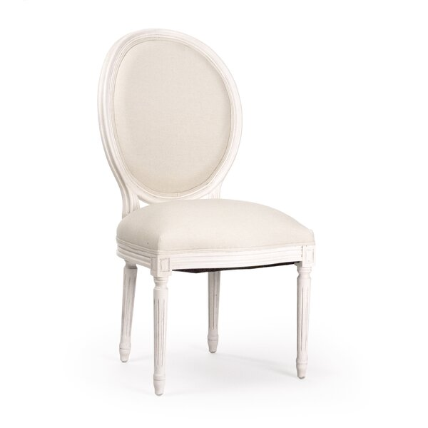 Medallion Side Chair by Zentique