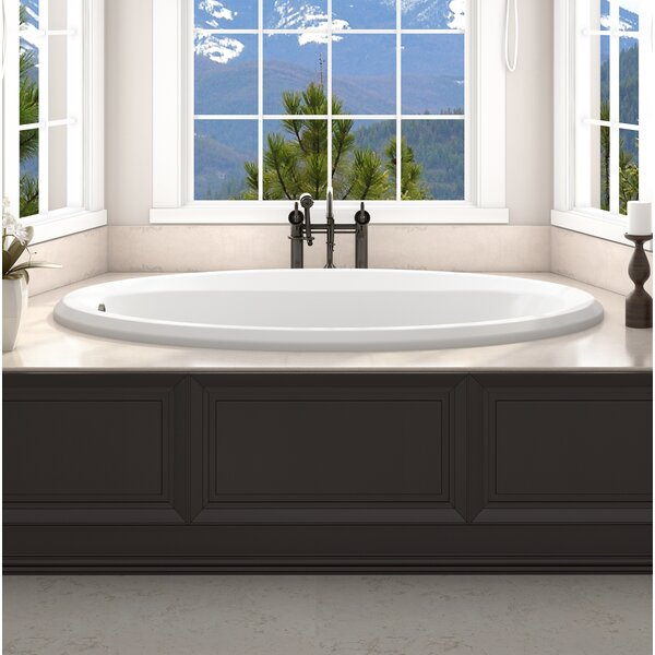 Signature® 72 x 36 Drop In Bathtub by Jacuzzi®