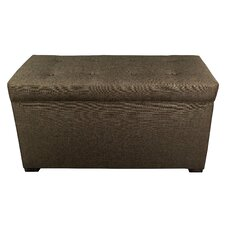 Angela Sand Storage Trunk Bench by MJL Furniture