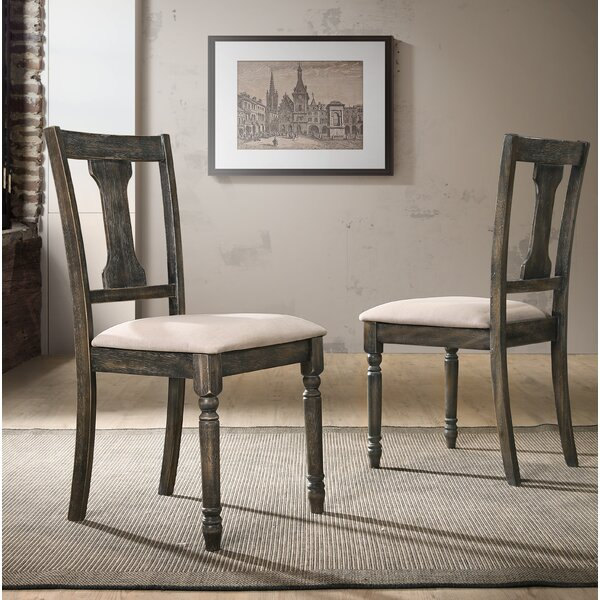 Neal Upholstered Dining Chair (Set of 2) by Gracie Oaks