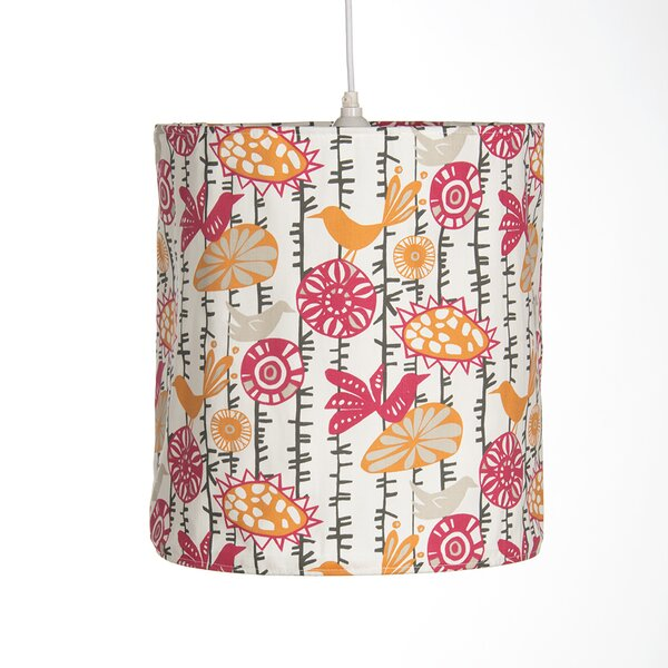 Calliope Hanging 14 Drum Pendant Shade by Sweet Potato by Glenna Jean
