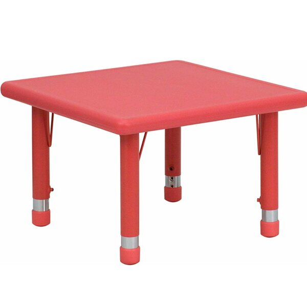 24'' Square Activity Table by Offex