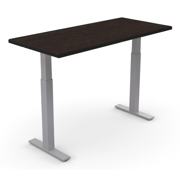 Sustainable Furniture Ergonomic Height Adjustable Table by Baltix