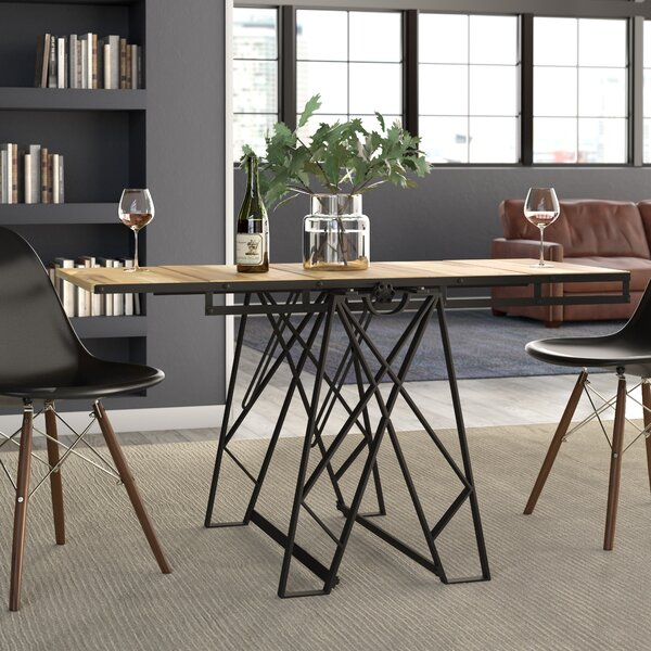 Urbana Incredible Convertible Dining Table by Trent Austin Design