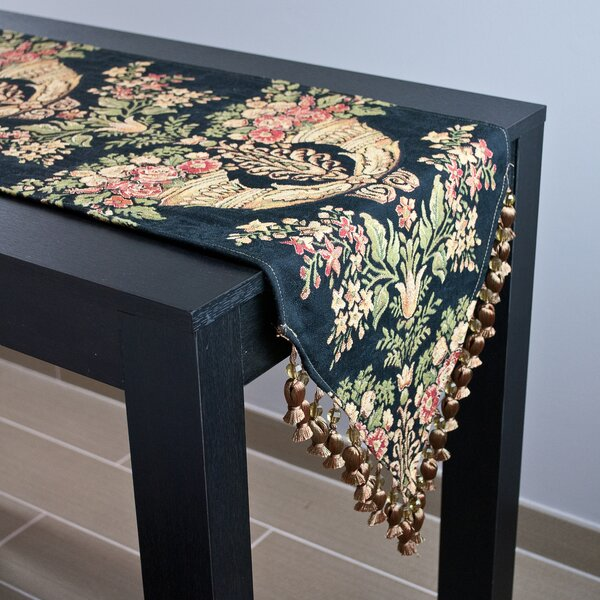 Isabella Table Runner by Sherry Kline