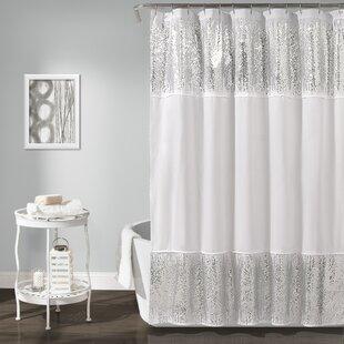 Low priced Taryn Shower Curtain ByRosdorf Park