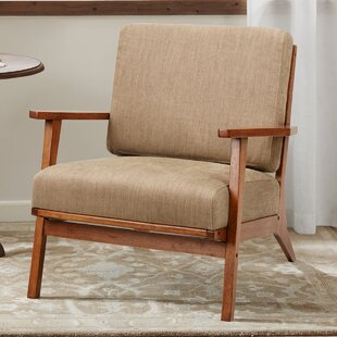 Awesome Clear Creek Exposed Wood Armchair