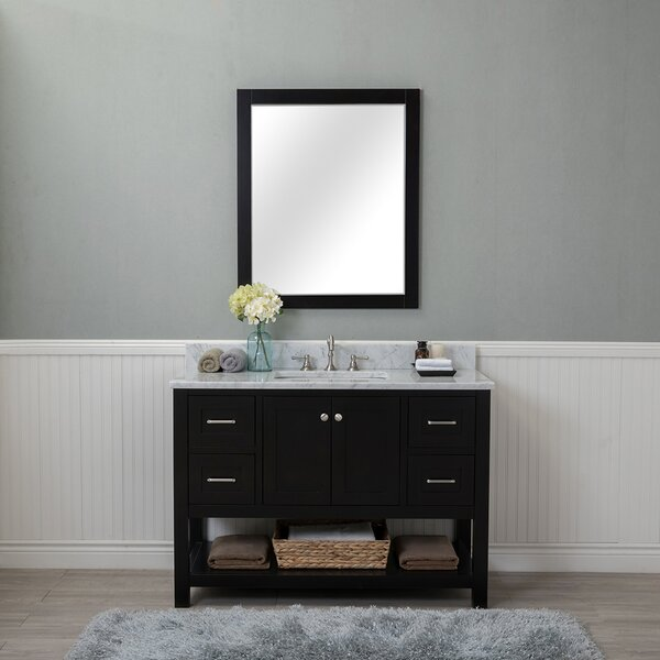 Whiting 48 Single Bathroom Vanity Set by Darby Home Co