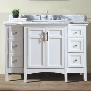 narrow depth bathroom vanity.  Narrow Depth Bathroom Vanity Wayfair