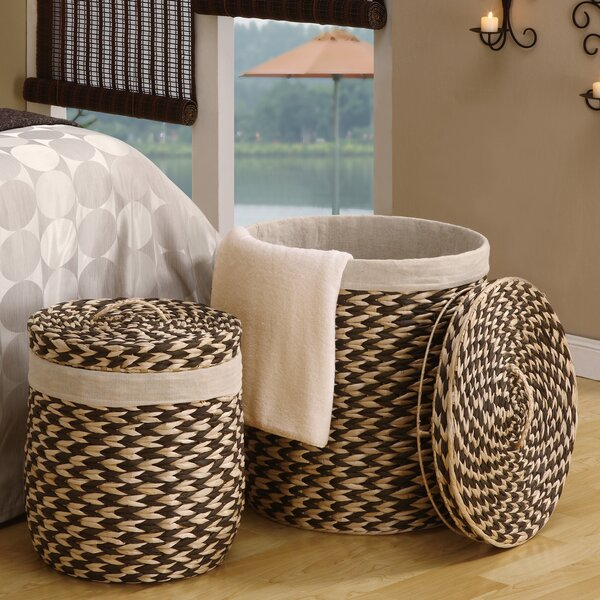 2 Piece Laundry Set by Organize It All