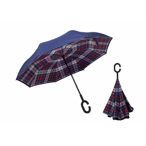 Eptakomi 3' Inverted Umbrella (Set of 2) by Ebern Designs Ebern Designs