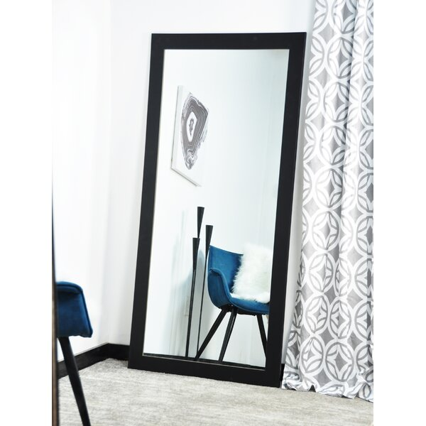 Ultra Modern Wall Mirror by Brandt Works LLC