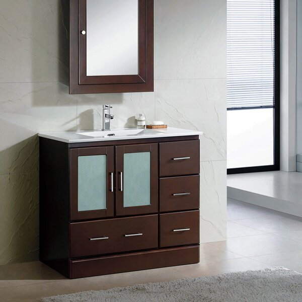 Rethman 36 Single Bathroom Vanity Set by Latitude Run