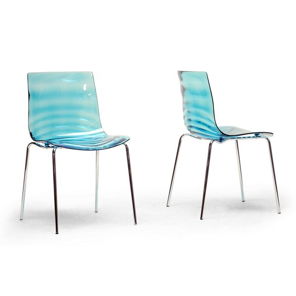 Crediton Dining Chair (Set of 2) by Orren Ellis