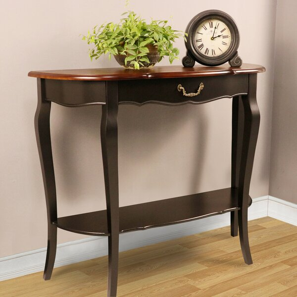 Engelhardt Console Table By Charlton Home