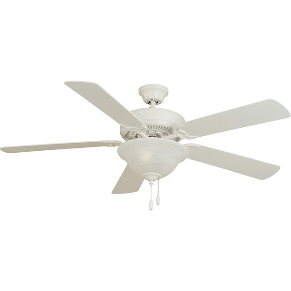Allie 52 5-Blade Ceiling Fan by Alcott Hill