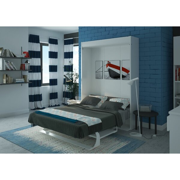 Gautreau Queen Murphy Bed by Brayden Studio