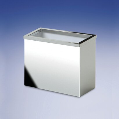 Rectangle Box Metal Toothbrush Holder by Windisch by Nameeks