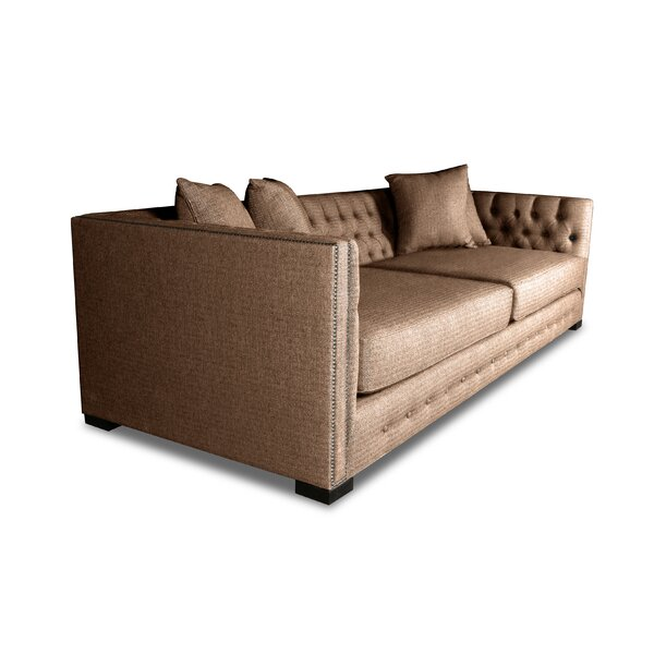 Awesome Estevez Plush Deep Sofa by Darby Home Co by Darby Home Co