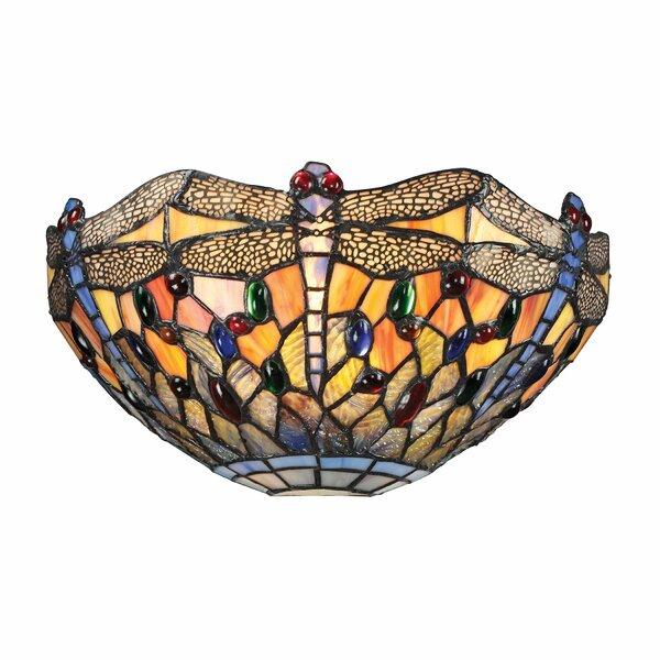 Elora 1-Light Wall Sconce by August Grove