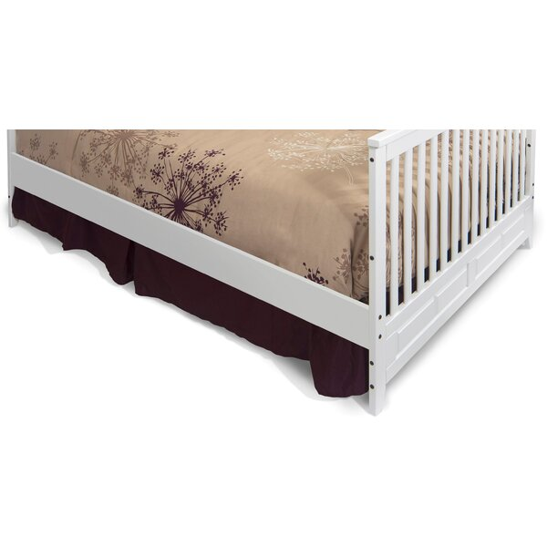Dresden and Bradford Full Bed Rails by Child Craft