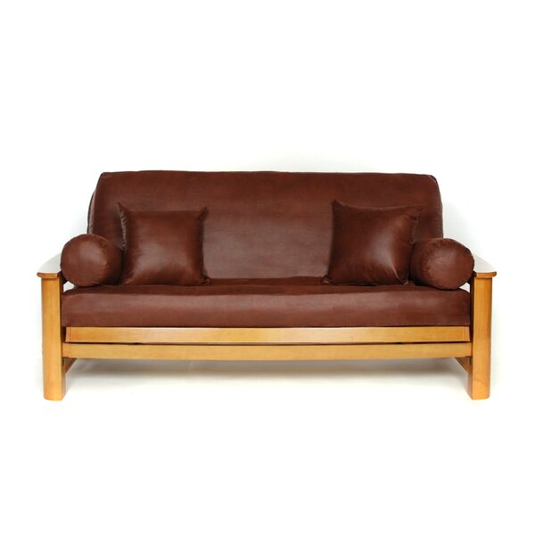 Hide Box Cushion Futon Slipcover By Lifestyle Covers Coupon