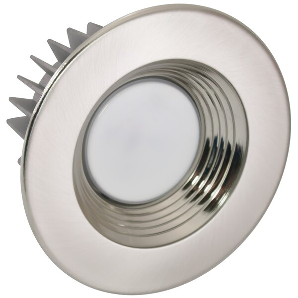 X45 5 LED Recessed Trim (Set of 6) by American Lighting LLC
