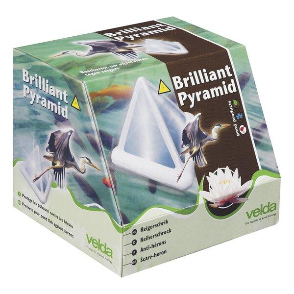 Brilliant Pyramid Heron Deterrent by United Aquatics