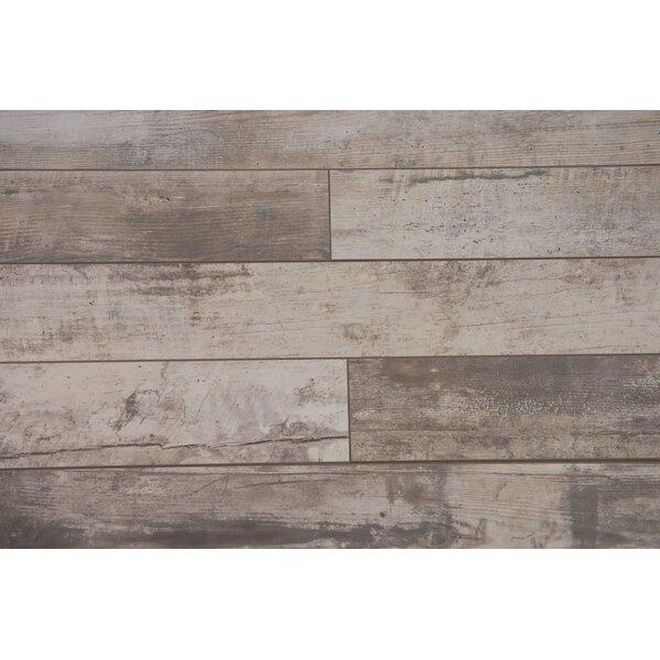 Naples 4 x 48 x 12mm Oak Laminate Flooring in Powder by Branton Flooring Collection