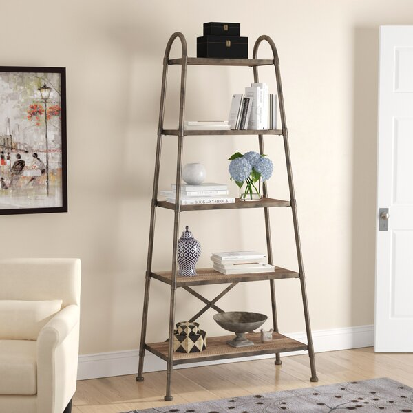Phyllida Urban Industrial Etagere Bookcase By Gracie Oaks