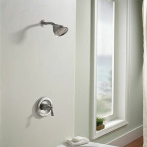 Banbury Posi-Temp Pressure Balance Shower By Moen
