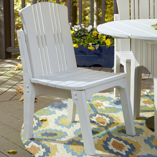 Carolina Preserves Patio Dining Chair by Uwharrie Chair