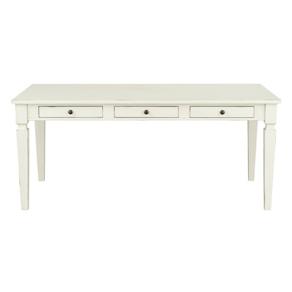Zane Bay Dining Table by Ophelia & Co. Ophelia & Co.