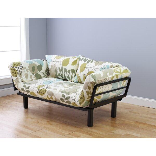 Convertible Futon and Mattress by Kodiak Furniture
