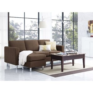 Amazing Lutz Reversible Sectional