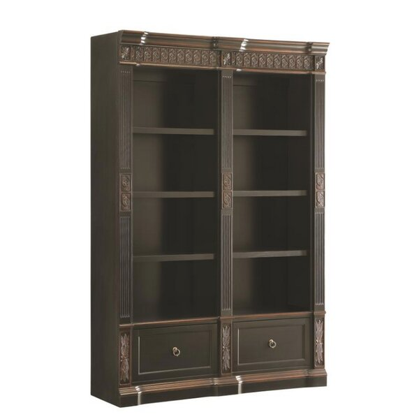 Letha Standard Bookcase by Canora Grey