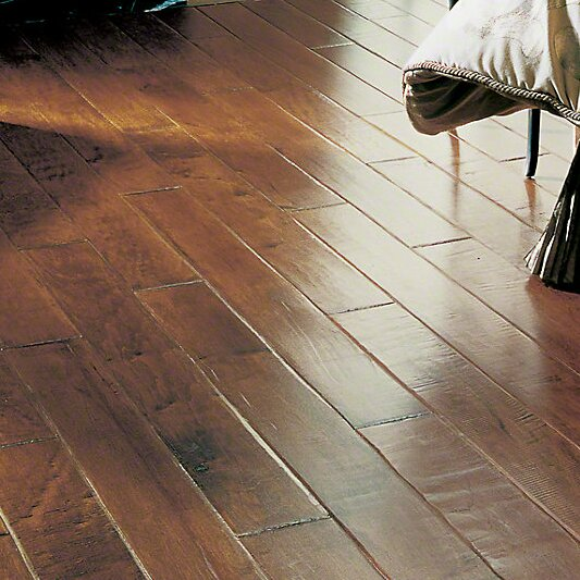 5 Engineered Maple Hardwood Flooring in Damond by Virginia Vintage