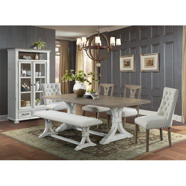 Schutz 6 Piece Dining Set By Gracie Oaks 2019 Sale