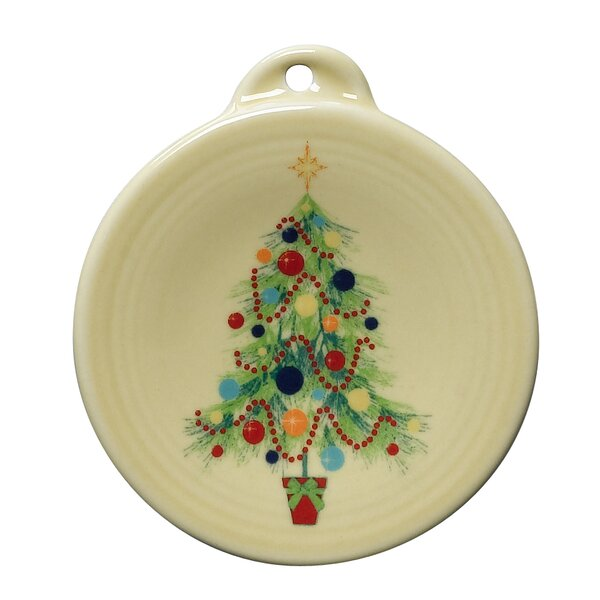 Christmas Tree Holiday Ornament by Fiesta