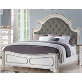 Megan Upholstered Standard Bed byOne Allium Way