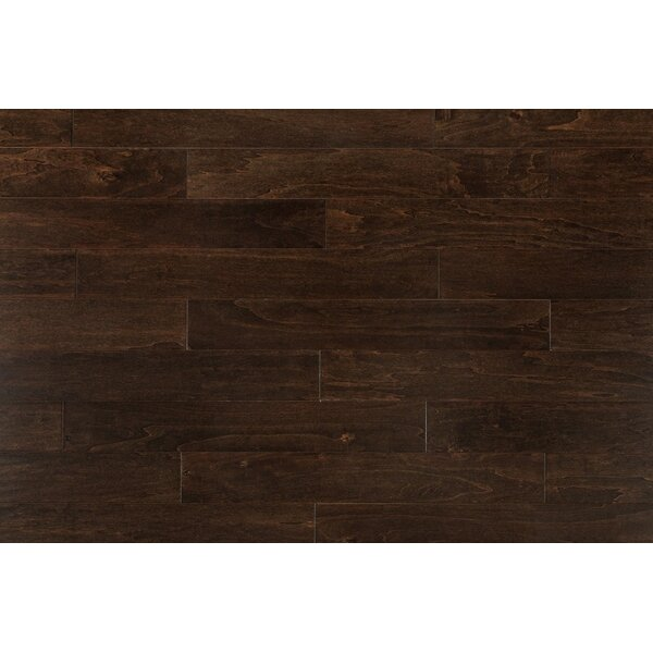 Tatargil 5 Engineered Hardwood Flooring in Espresso by Orren Ellis